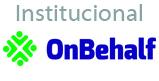 Patrocínio Institucional - OnBehalf