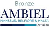 Patrocínio Bronze - Ambiel, Manssur, Belfiore & Malta Advogados
